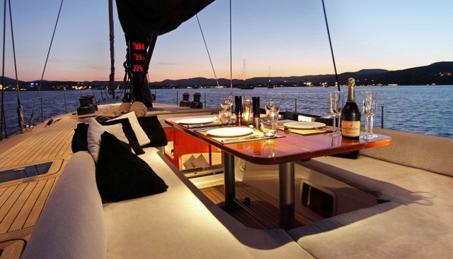 Lupa of the Sea Charter Yacht - 5