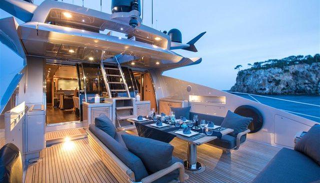 Eight Charter Yacht - 4