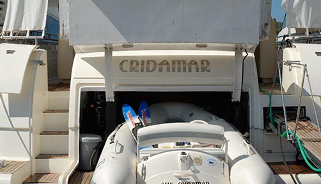 Cridamar Charter Yacht - 2