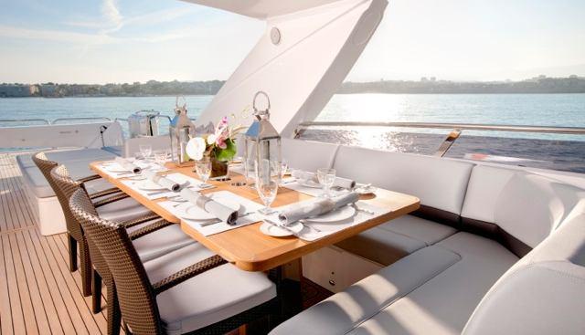 Miss Elizabeth Charter Yacht - 3