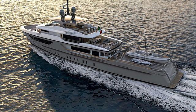 Drifter World Charter Yacht