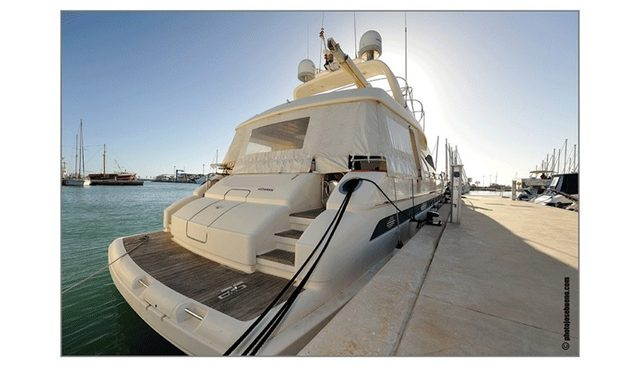 CAP TIME Charter Yacht - 4