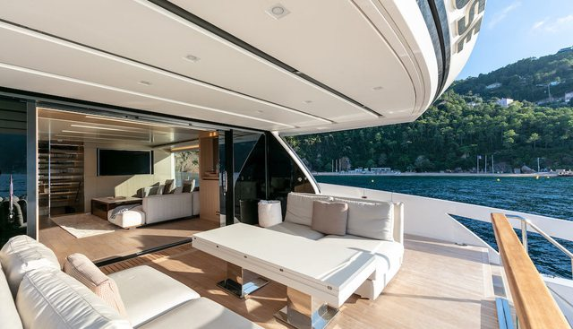 Pause of London Charter Yacht - 5