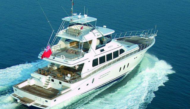 Seya Charter Yacht - 3