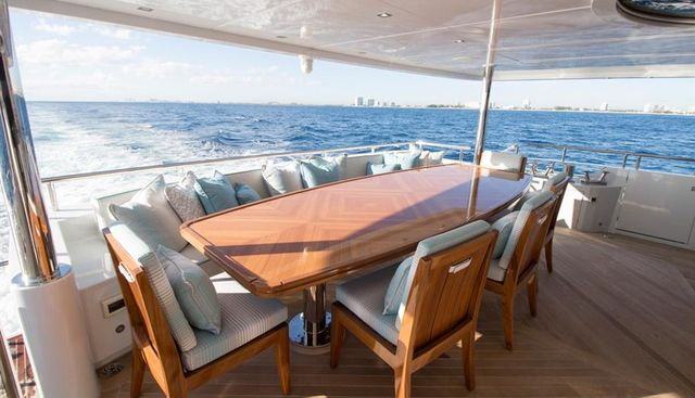 Serenity Charter Yacht - 5
