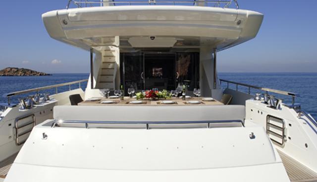 Dragon Charter Yacht - 3
