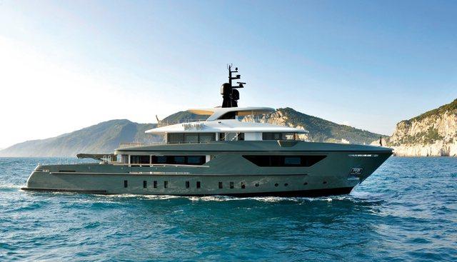 Sanlorenzo 460EXP / 115 Charter Yacht