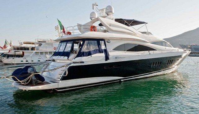 Noryala Charter Yacht