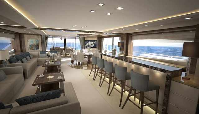 Princess AVK Charter Yacht - 8
