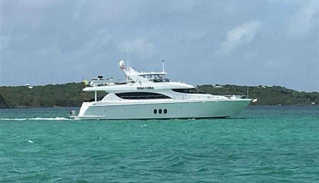 Bright Star Charter Yacht