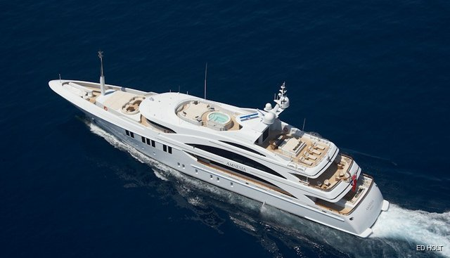 Andreas L Charter Yacht