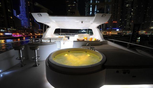 Infinity 7 Charter Yacht - 6
