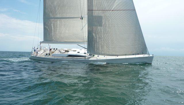 Strathisla Charter Yacht - 4