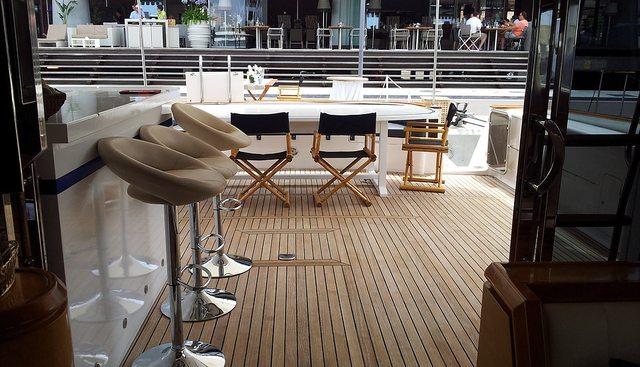 Lady Alhena of London Charter Yacht - 3