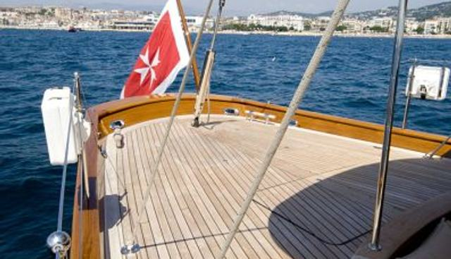 Aurelius 111 Charter Yacht - 5