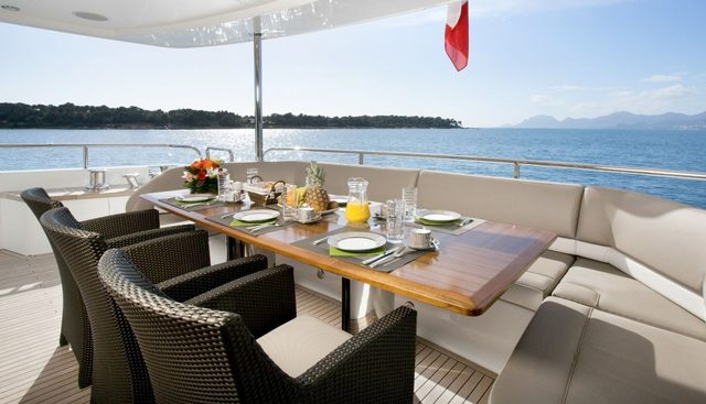 Lady Beatrice Charter Yacht - 4