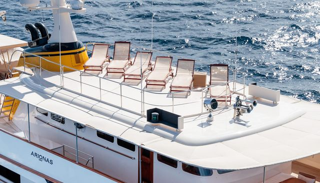 Arionas Charter Yacht - 3
