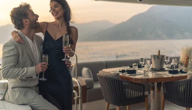 Vivaldi Charter Yacht - 3