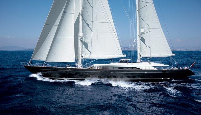 Panthalassa Charter Yacht