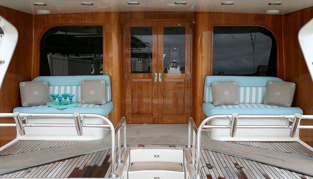 Salemwolf Charter Yacht - 3
