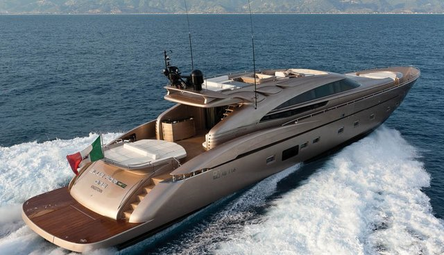 Five Waves Charter Yacht