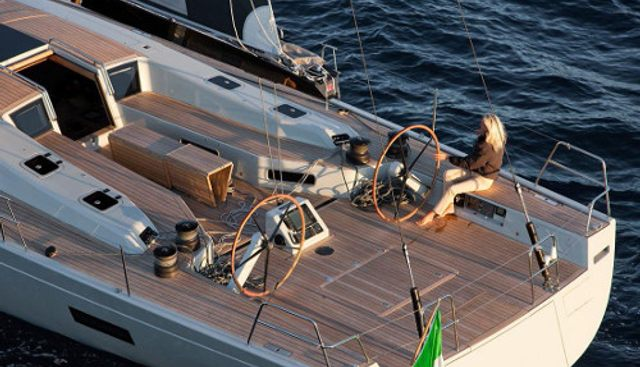 One Shot Of Cowes Charter Yacht - 5