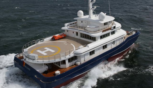Silver Cloud Charter Yacht - 5