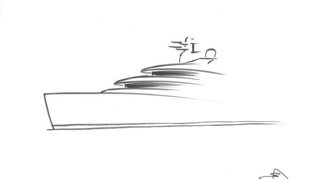 Project 794 Charter Yacht