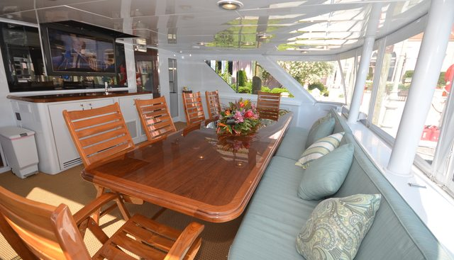 Escape Charter Yacht - 3