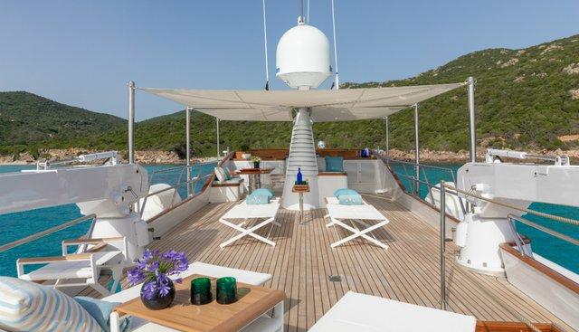 Vespucci Charter Yacht - 8