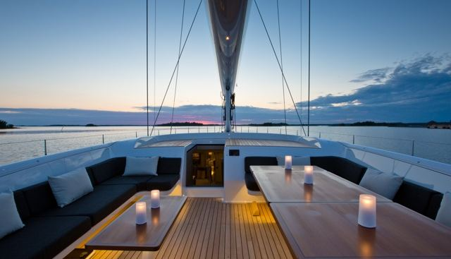 Inukshuk Charter Yacht - 2