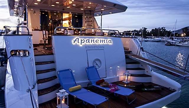 Venus Vistoria Charter Yacht - 4