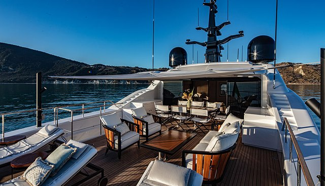 Agora III Charter Yacht - 2