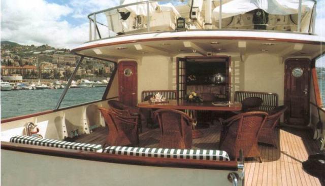 El Bravo Charter Yacht - 3