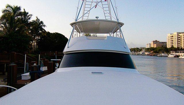 Away We Go Again Charter Yacht - 3