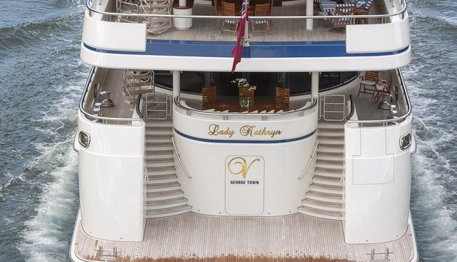 Lady Kathryn V Charter Yacht - 5