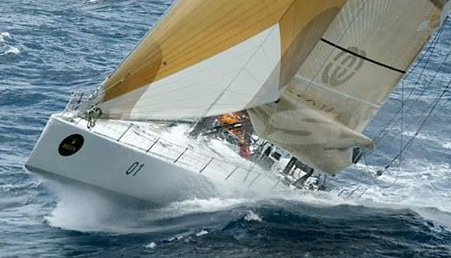 Rio 100 Charter Yacht - 2