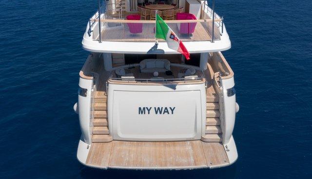My Way Charter Yacht - 5