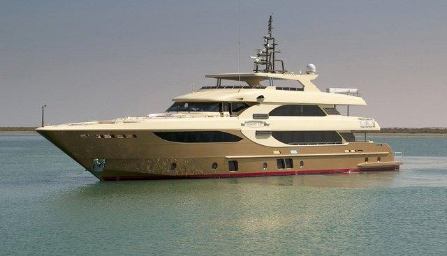 Lady Tahiti Charter Yacht - 2