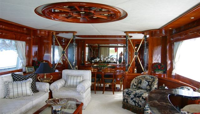 Crazy Love Charter Yacht - 8