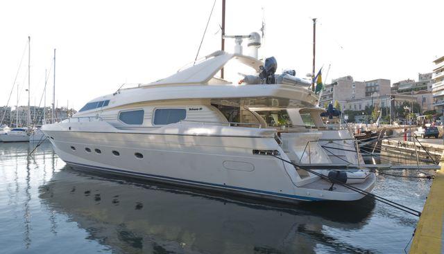 Stefania Anais Charter Yacht