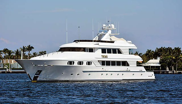 Themis Charter Yacht