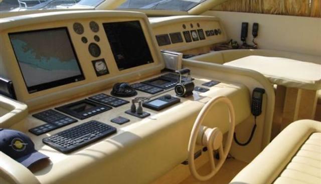 Trapani 2 Charter Yacht - 3