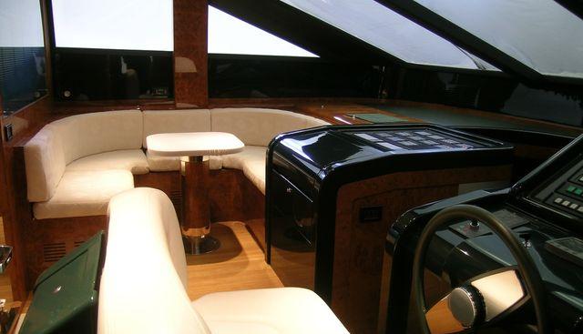 Yannina Charter Yacht - 4
