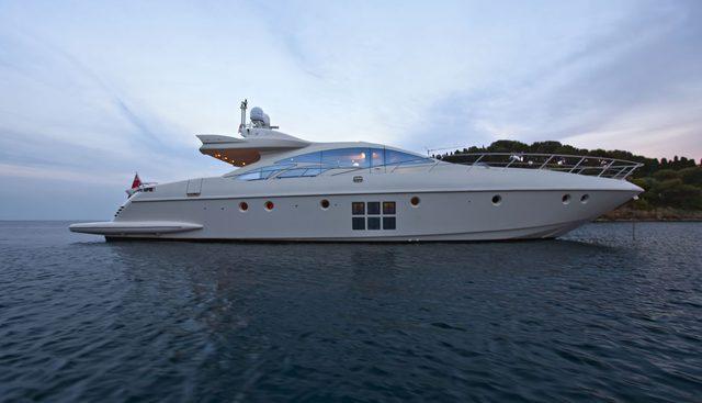 Nami Charter Yacht