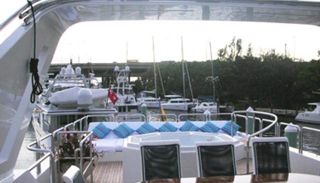 Lady Arlene Charter Yacht - 4