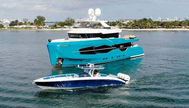 7 Diamonds Charter Yacht - 4