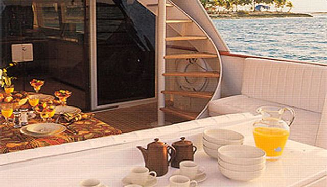 Pure Knightlife Charter Yacht - 4