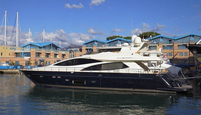 Fresca Charter Yacht - 3