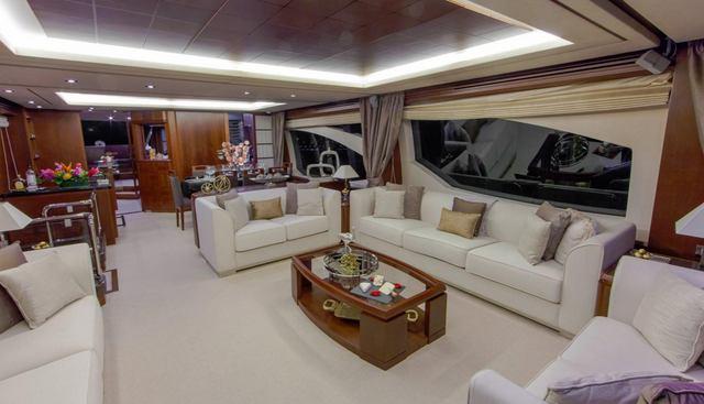 Sand Castle Charter Yacht - 6